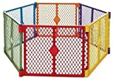 North States Superyard Lightweight & Portable Play Yard (6 Panels)