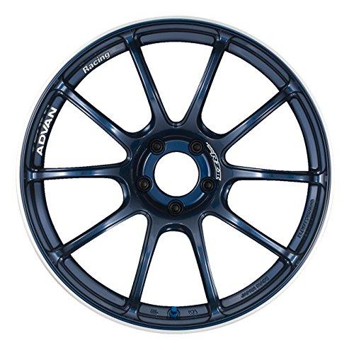 Yokohama Wheel Advan RZII Indigo Blue Wheel with Painted Finish (19x9\