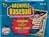 2018 Topps Archives MLB Baseball Series Unopened