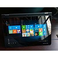 Lenovo - Yoga 2 2-in-1 11.6 Touch-Screen Laptop - Intel Core i5 - 4GB Memory - 128GB Solid State Drive - Windows 8.1 - Silver