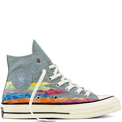 Converse x Mara Hoffman Chuck Taylor All Star 70 Hi Citadel/Pink/White