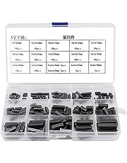 Key Stock, Keyway Kit, Keyway Assortment Set, Belt Shaft Key Flywheel Key with Box Keyway Assortment with Stainless Steel 140pcs 8mm 10mm 12mm 16mm 20mm 25mm 30mm