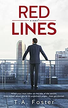 Red Lines (Finding Haven Book 2) by [Foster, T.A.]
