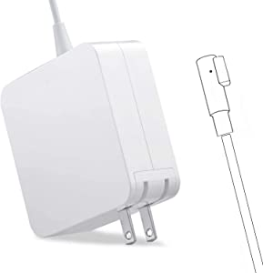 Replacement for Mac Pro 13 Inch Display AC 60W-Ltip Magnetic Shape Connector Power Adapter