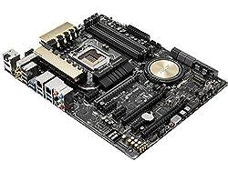 Asus Z97-deluxe Atx Ddr3 2600 Lga 1150 Motherboards Z97-deluxe