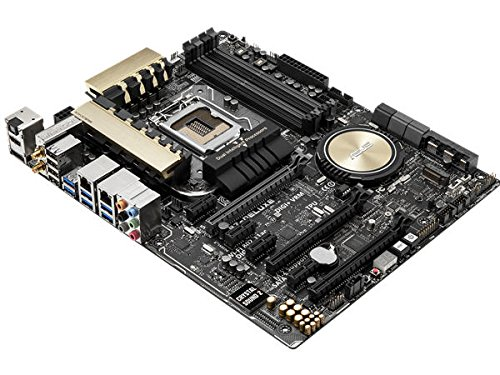 ASUS Z97-DELUXE ATX DDR3 2600 LGA 1150 Motherboards Z97-DELUXE (Atx Motherboard Z97)