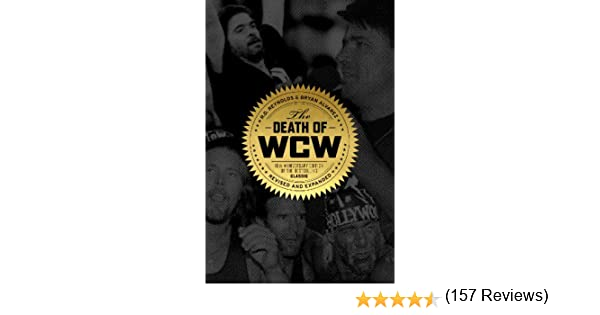 the death of wcw ebook