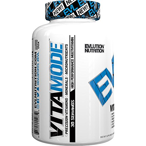 Evlution Nutrition Multivitamin VitaMode Vitamin