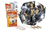 659226 Features: -Construct a parabolic solar cooker with 14 interlocking foil pieces that reflect.-Focus the sun's radiation on a small cooking container.-Heat water or melt chocolate to make an environmentally friendly fondue.-Learn about solar the...