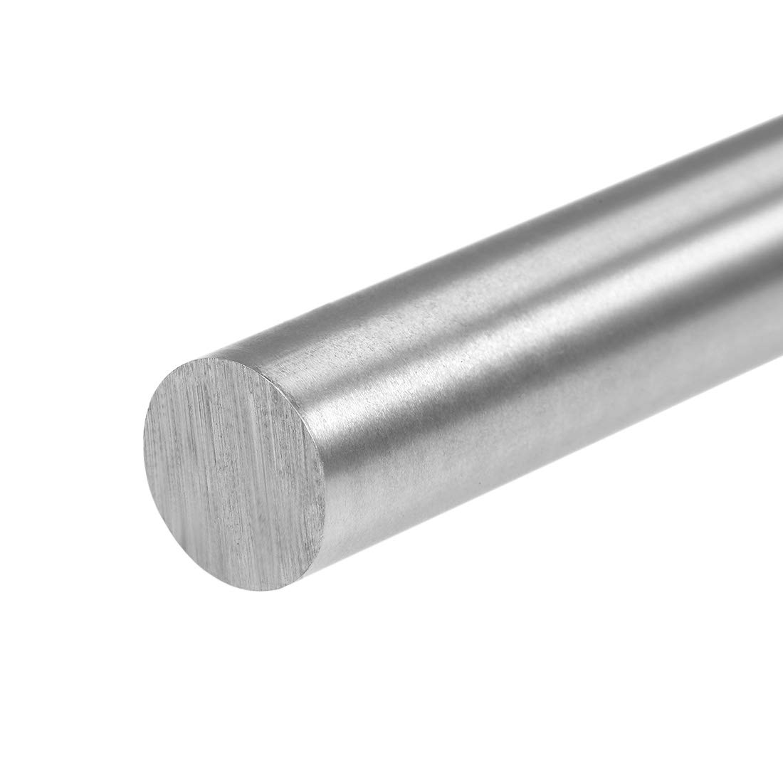 uxcell HSS Lathe Round Rod Solid Shaft Bar 13mm Dia 150mm Length