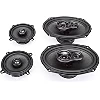 2002-2004 Dodge Ram Pickup 1500 Complete Factory Replacement Speaker Package by Skar Audio