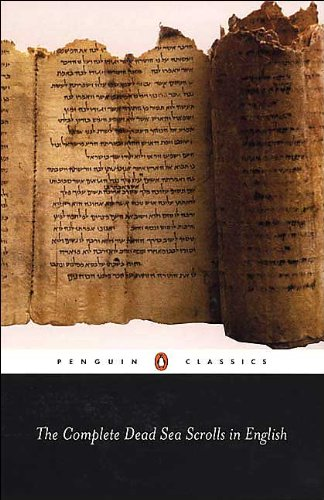 Read Online The Complete Dead Sea Scrolls in English (text only) Revised edition by G. Vermes ebook