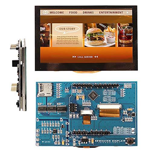"""LCD 4.3"""" 480X272 CAP TOUCHSCREEN (Pack of 1) (NHD-4.3CTP-SHIELD-V)"""
