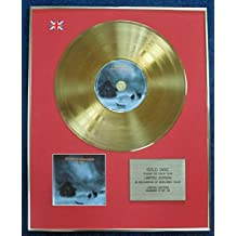 Mike Oldfield - Limited Edition CD 24 Carat Gold Coated LP Disc - Return to Ommadawn