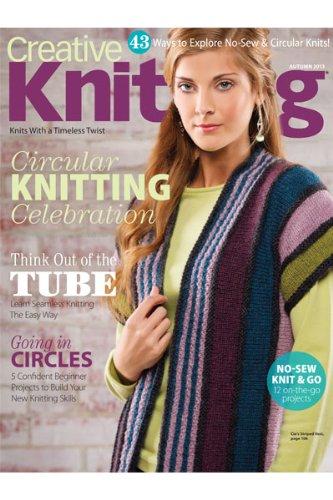 Creative Knitting Magazine Autumn 2013