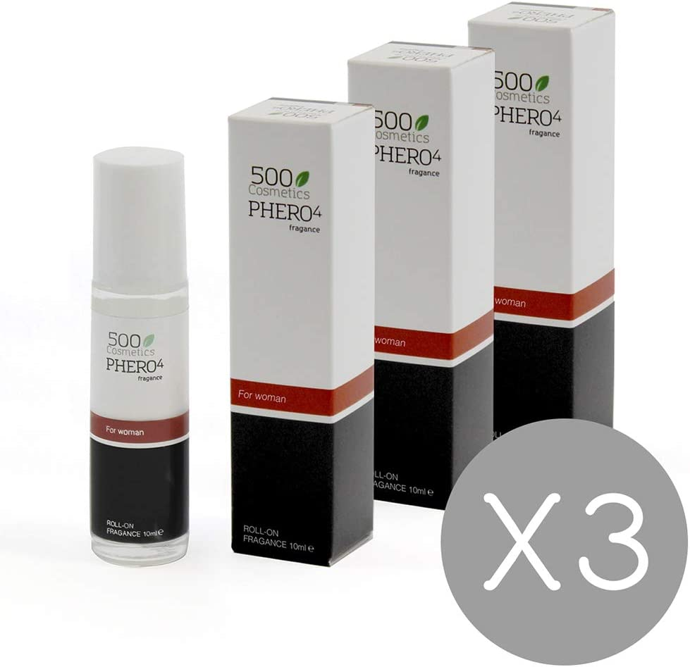 500 Cosmetics Phero 4 woman