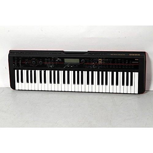 Korg Kross 61 Keyboard Workstation Level 2 190839078209