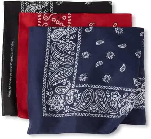 Levi's Men's Printed Bandana Set
