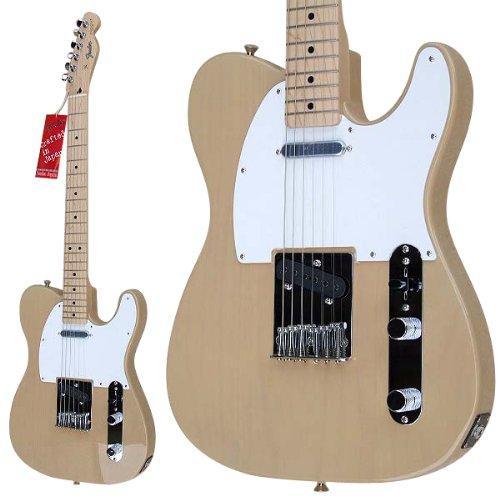 Fender Japan TL-STD Telecaster Blonde Japanese Electric Guitar (Japan Import)