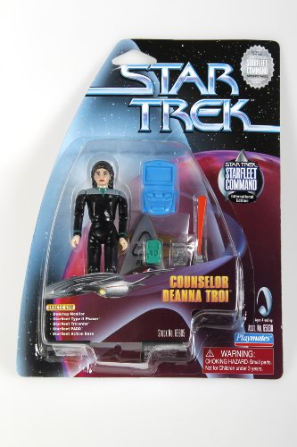 Star Trek Starfleet Command Counselor Deanna Troi by (Counselor Troi)