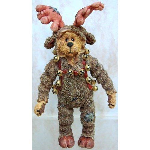 Boyds Bears Shoe Box - Ivan Mooselbeary, Boyds Shoebox Bear, 3215
