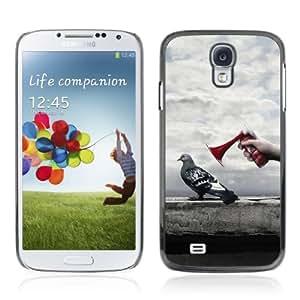 YOYOSHOP [Funny Pigeon] Samsung Galaxy S4 Case