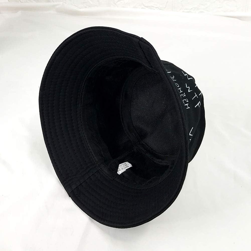 alsu3luy02Ld Creative Graffiti Folding Fisherman Hat Outdoor Men Women Hip Hop Bucket Cap