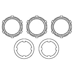 RE37119 New Transmission PTO Plate Disc Kit made t