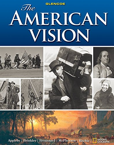 The American Vision (The American Vision Modern Times California Edition)