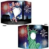 Patriotic Photo Prop Party Accessory