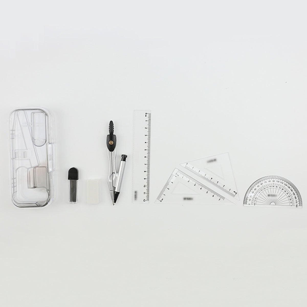 La Haute dibujo brújula geometría herramientas - juego de dibujo ...