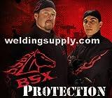 REVCO BLACK STALLION FR FLAME RESISTANT DENIM WORK SHIRT - FS8-DNM LARGE by Revco Industries