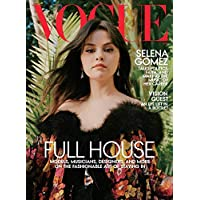 1-Year (12 Issues) of Vogue Magazine Subscription