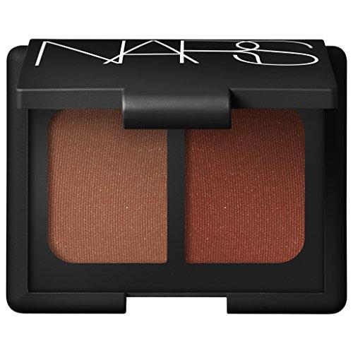 Nars Duo Eyeshadow 0.14 Ounce Surabaya - Brown Sugar and Chesnut ()