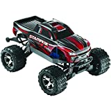 Traxxas 67086 Stampede 4X4 VXL Monster Truck Ready-To-Race Trucks (1 10 Scale) - Colors May Vary