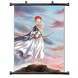 Yona of the Dawn (Akatsuki no Yona) Anime Wall Scroll Poster (16x23) Inches