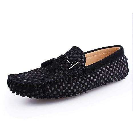NUYAN Business shoesMocasines y Mocasines para Hombres ...
