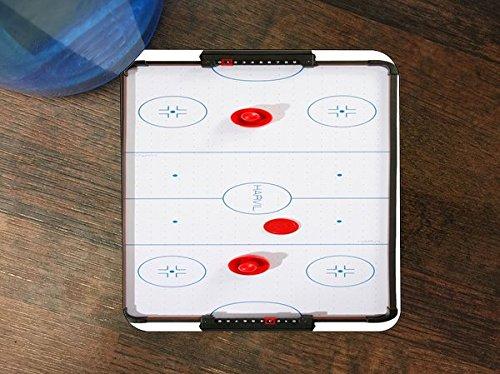 - Elite Printing Air Hockey Rink Silicone Drink Beverage Coaster 4 Pack
