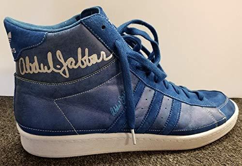 Kareem Abdul Jabbar Autographed Signed Memorabilia Adidas 3X Ncaa Champ Shoes Ucla Beckett Authentic Itp Coa