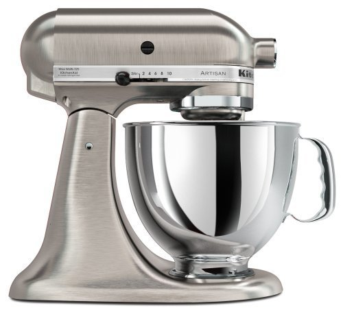 KitchenAid Artisan - Color níquel