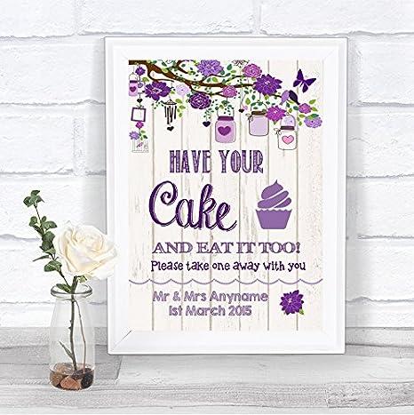 Amazon.com: Vintage efecto de madera Pastel Cupcake Candy ...