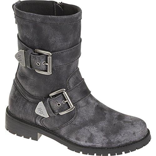 HARLEY DAVIDSON - Boots WILDER - slate