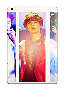 5388191K35398406 High-end Case Cover Protector For Ipad Mini 3(attractive Shinee)