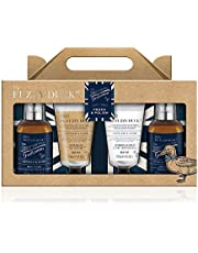 Baylis & Harding Fuzzy Duck Men's 4 Piece Set, Ginger & Lime