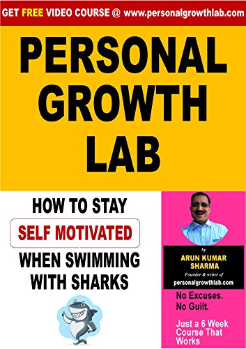[Personal Growth Lab: How to STAY Self-Motivated when swimming with Sharks] (Labs Shark)