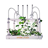 OPCOM® Farm GrowBox (High Capacity, Hydroponics, indoor garden & farm, greenhouse,Growing herb, vegetable, flower, fruit)