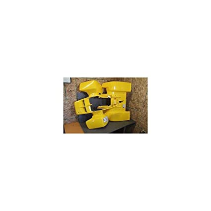 Auto Parts and Vehicles NEW Vito's Yamaha Banshee gas tank side covers plastic wrap 1987-2006 YELLOW ATV, Side-by-Side & UTV Parts & Accessories