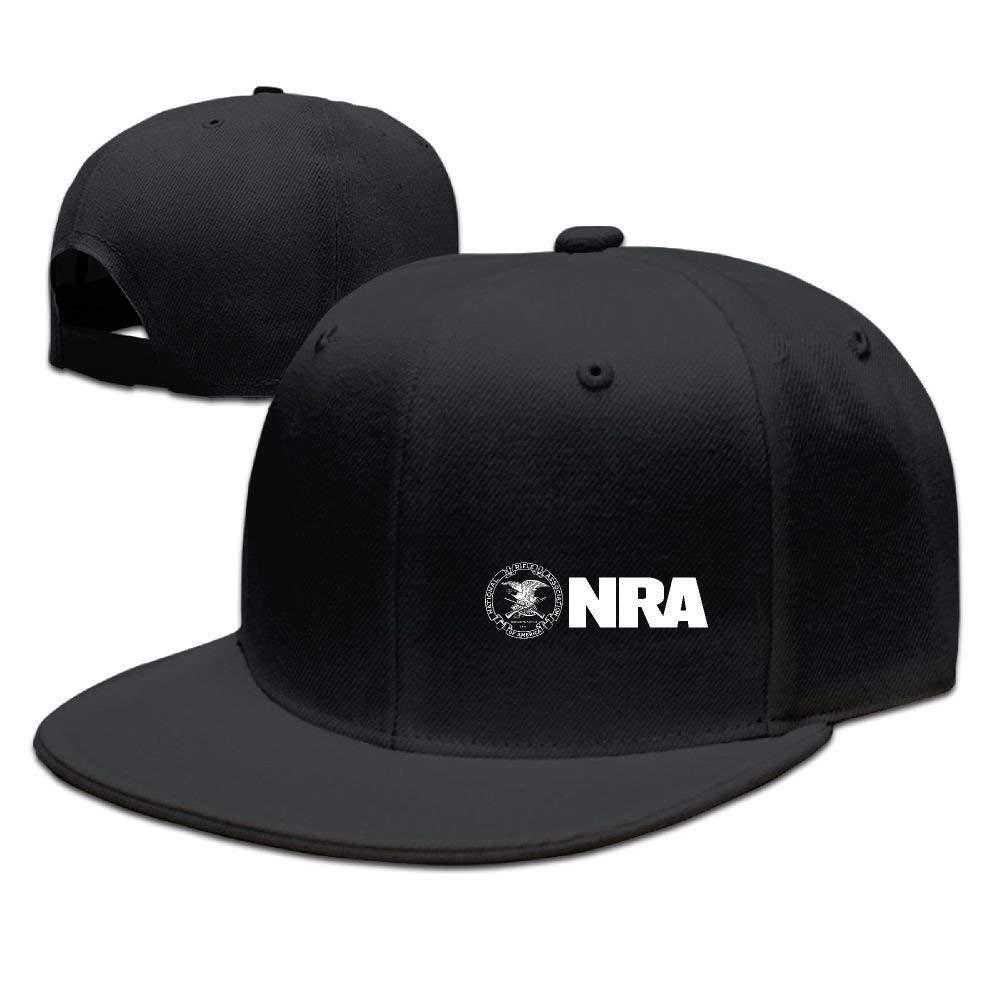 eddf695bd28b1 Adjustable Caps National Rifle Association Hat Baseball Hats NRA  Embroidered Snapback Flat Bill Flexfit Hat Dad ...