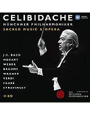 Celibidache 4: Sacred Music & Opera