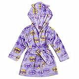 Product review for Character Kids' Velvet Fleece Hooded Robe